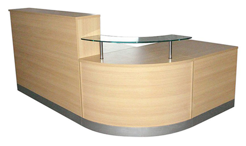 RECEPTION COUNTER DESK
