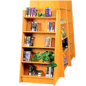 Flat Shelf Unit