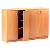 Duo Storage Cupboard