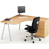 Ed9201 - Executive Work Desk