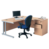Ed9202 - Executive Work Desk