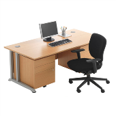 Ed9205 - Executive Work Desk