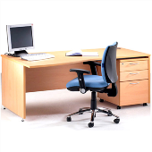 Ed9206 - Executive Work Desk